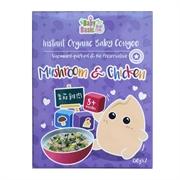 寶寶百味即食有機米米粥(香菇雞肉)150克x2(2件)