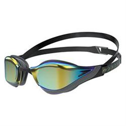 SPEEDO FASTSKIN Pure Focus 反光競賽級泳鏡 [FINA 認可] 33811779D444( BKX)
